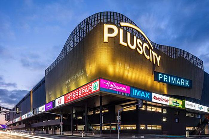 PlusCity-Rohbau